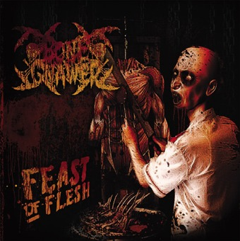Bone Gnawer - Feast for Flesh -