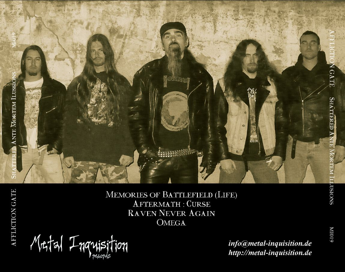 Affliction Gate -Shattered Ante Mortem Illusions-
